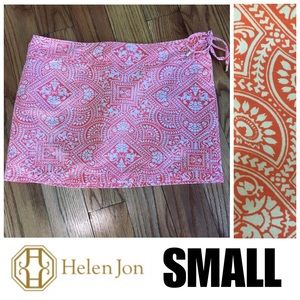 Sz Small Helen Jon Poolside Skirt